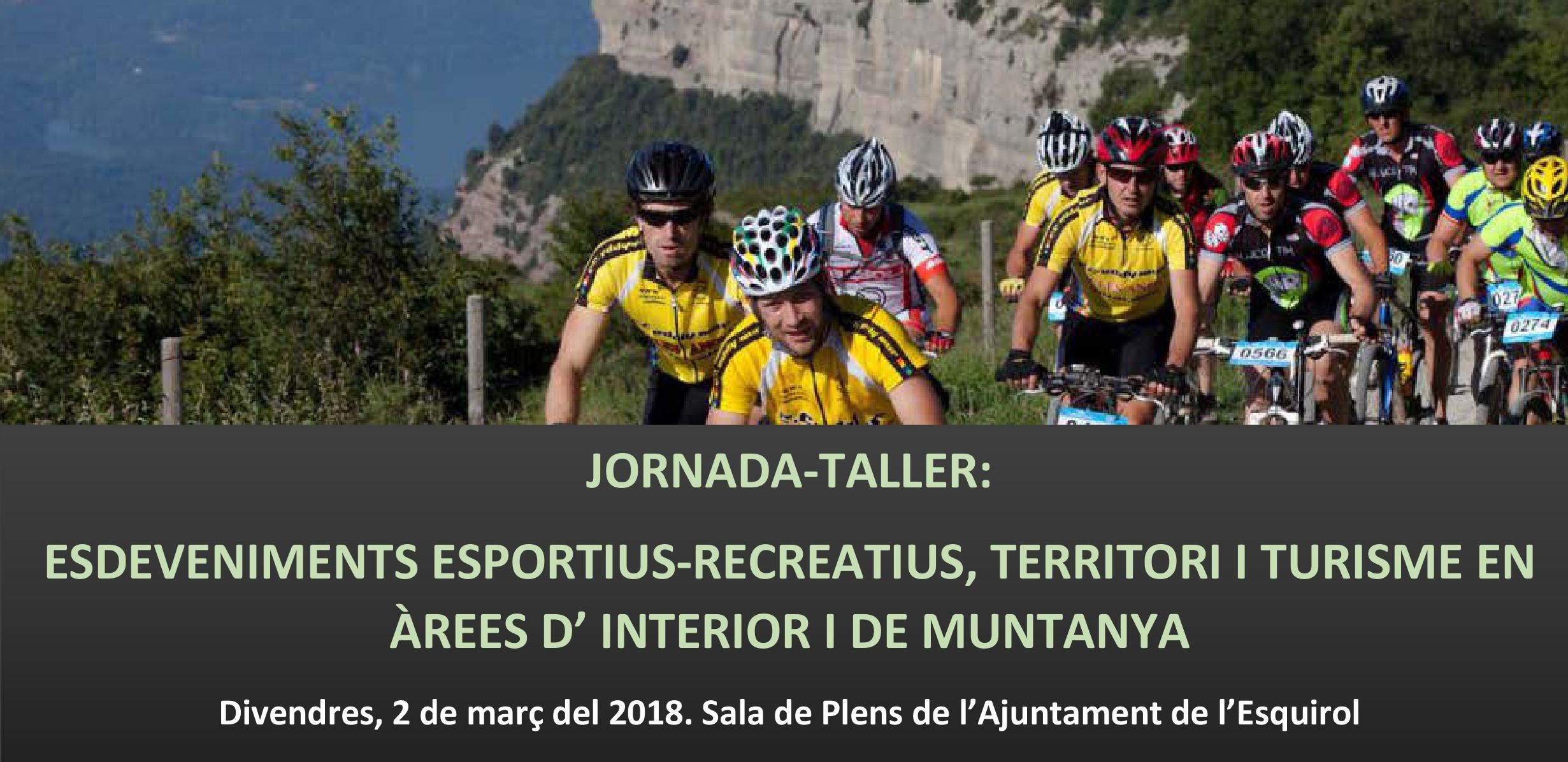 Jornada, Esdeveniments esportius-recreatius