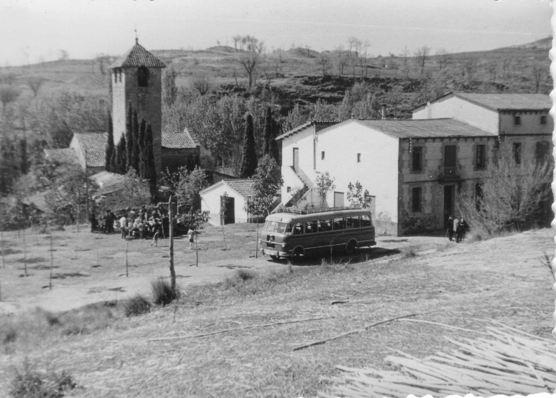 foto de Sant Martí antiga