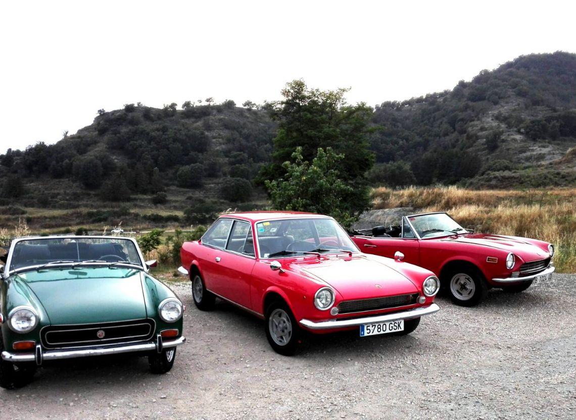 Lloguer de cotxes clàssics