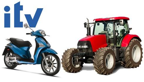 Revisió ITV tractors i ciclomotors